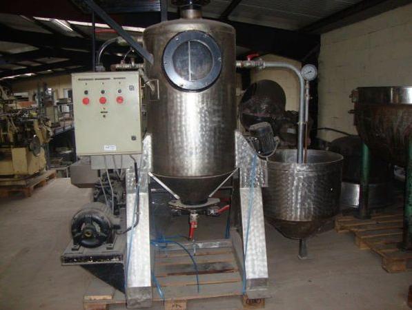 Ratti AC5 Vacuum cooker