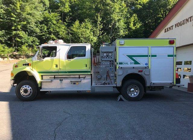 American LaFrance, Freightliner Rescue Pumper
