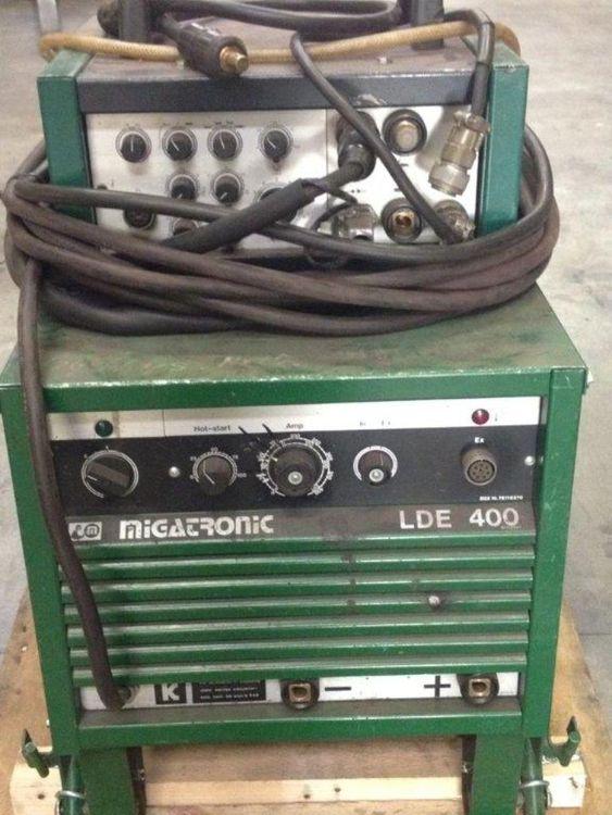 Migatronic Tig LDE 400