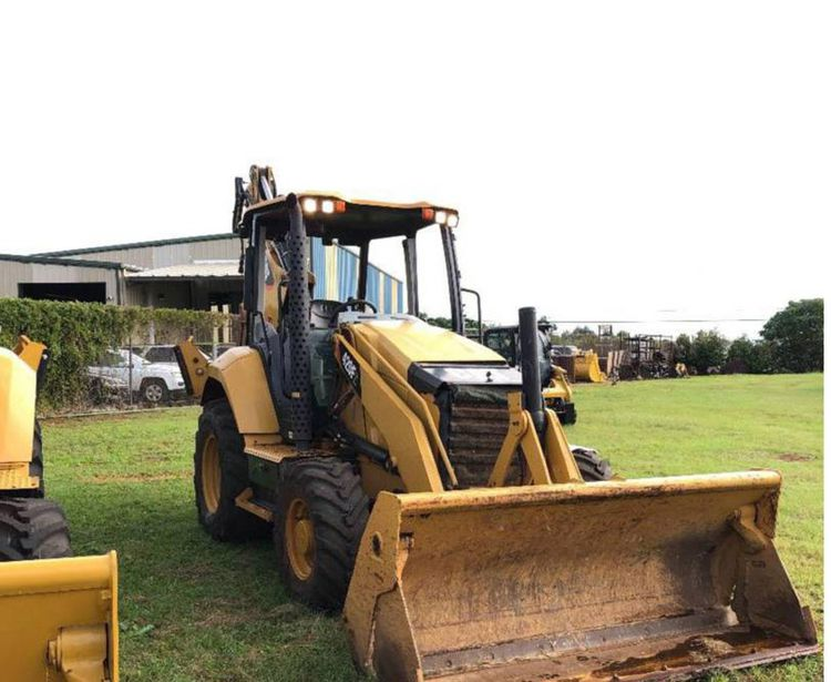 Caterpillar 420F2 Backhoe Loader