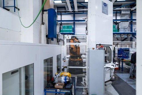 FLEXIBLE MACHINING SYSTEMS (FMS)- WALDRICH, DMG, ZEISS