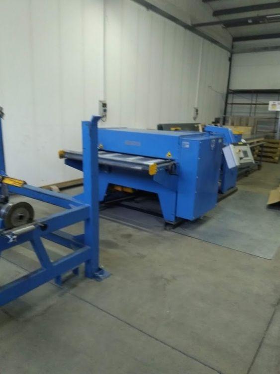 Forstner RM 6 1250 110 MOP CNC Control