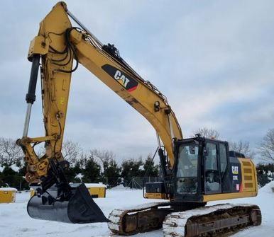 Caterpillar 320 E L Tracked Excavator