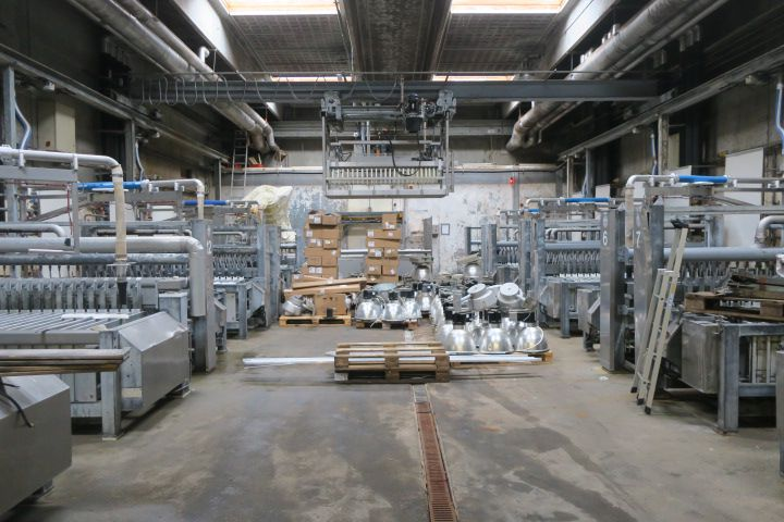 Dsi 24/75 Vertical Plate Freezing System
