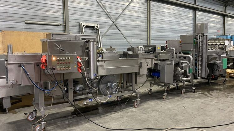CFS, Koppens, Meyn Batter and breading line