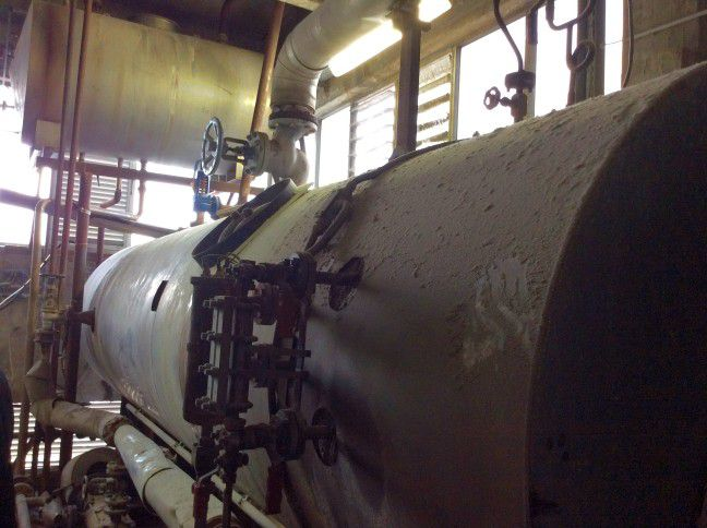 Others Diathermic Oil Boiler, 4 Millions Kcal/h