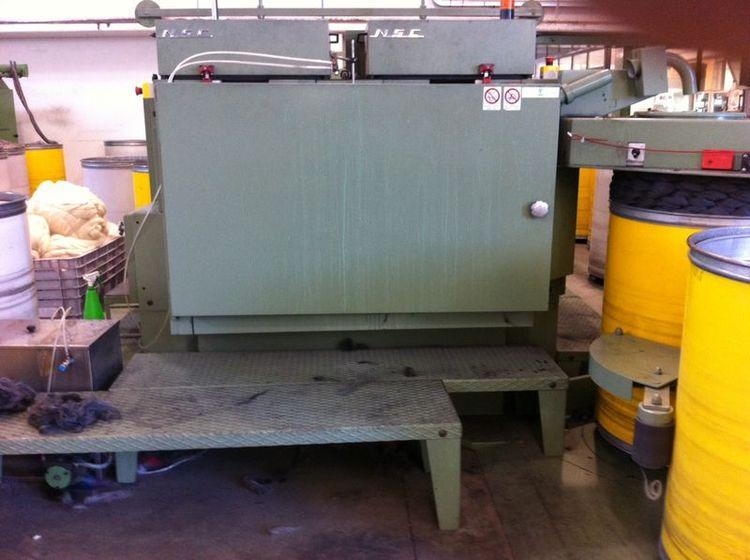 Nsc schlumberger GC12 Mixing Gillbox