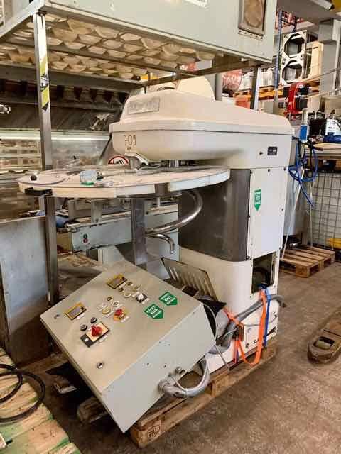 Kemper SP 150 AL Spiral mixer