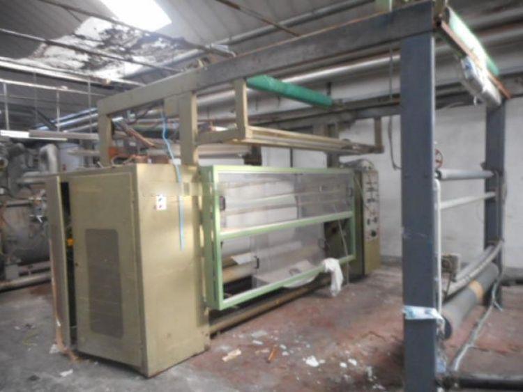 Lamperti GA L 79 180 Cm Sueding machines