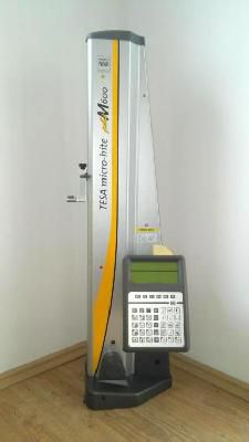 ELECTRONIC ALTIMETER TESA MICRO-HITE Plus M 600