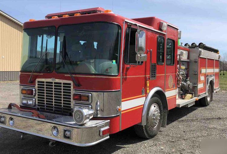 HME Fire Truck
