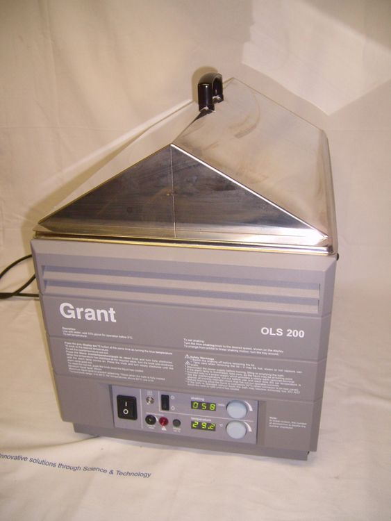 Grant OLS 200 Shaking Water Bath