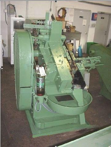 Waterbury - Farrel 10 HEAVY FRAME THREAD ROLLER