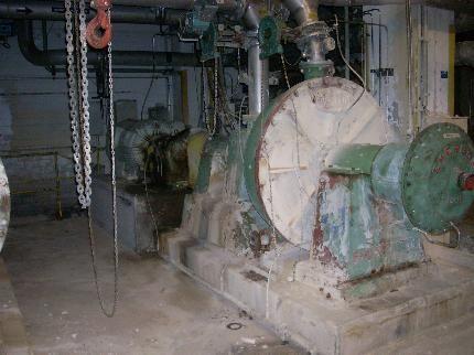 2 Emerson Claflin 202 conical refiner