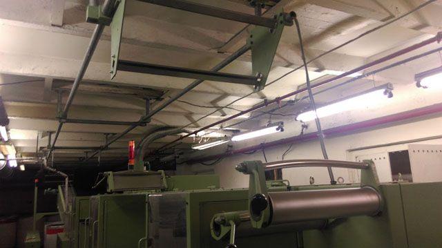 Nsc schlumberger TB-10, R5 GC 15 Gillbox, rebreaker, finisher