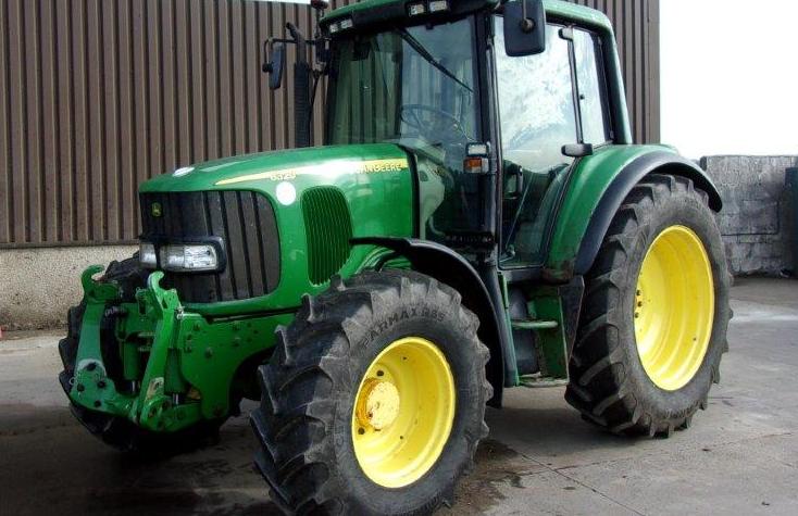 John Deere 6320 Tractor