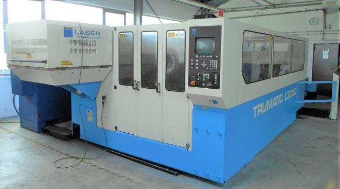 Trumpf Trumatic L3030 2,2kw CNC Control