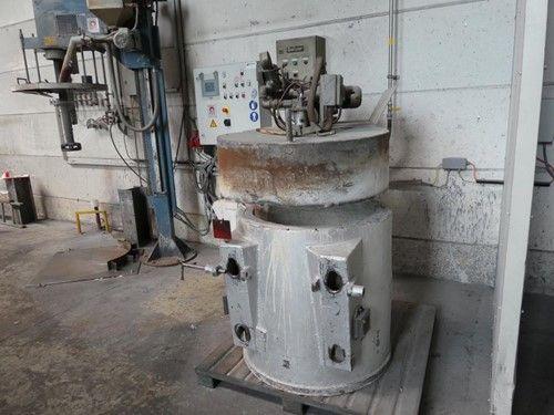 Balzer Balzer PFG3 Ladle gas heated