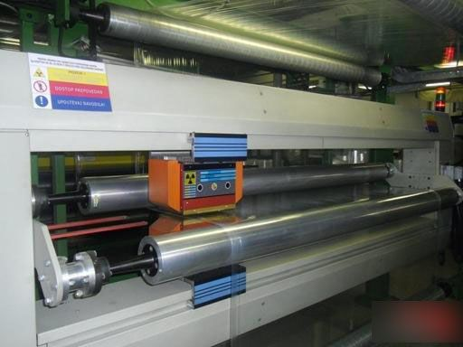 Tecno Coating Cast film extrusion line