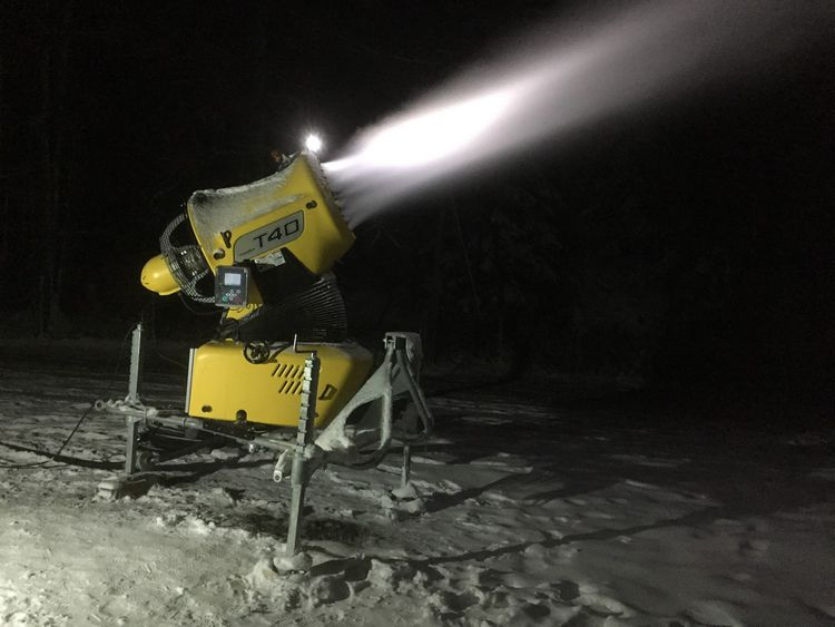 Techno Techno-Alpin T40 snow cannon