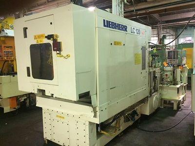 Liebherr LC120 Variable CNC GEAR HOBBER