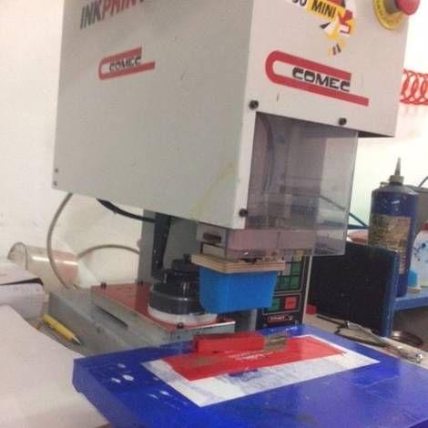 Comec LC 50, Pad Printing machine