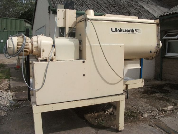 Gardner 200L U-Trough Mixer