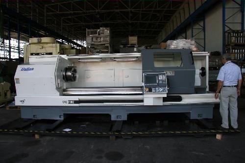 Dalian CNC Siemens 802 D base line 1000 rpm CKE 6180Z - CNC 2 Axis