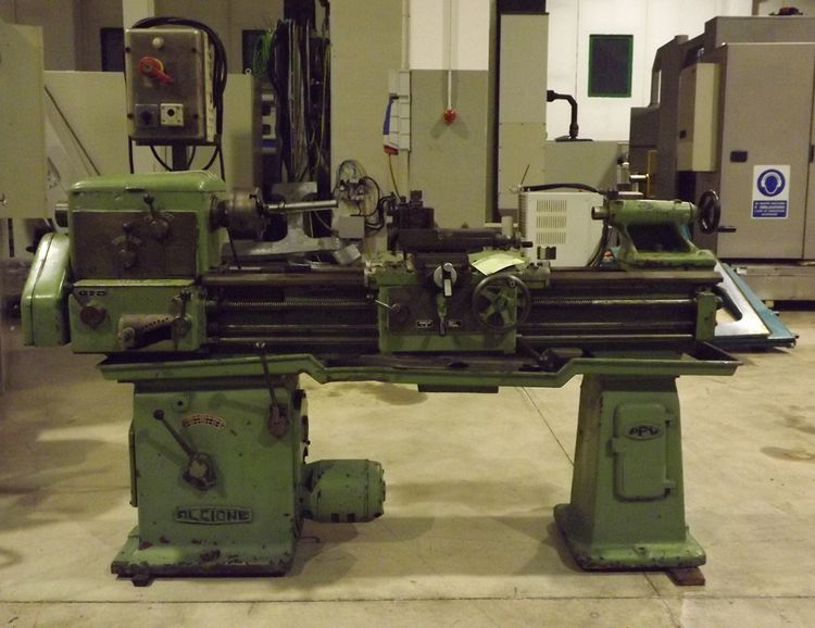 Conventional lathe Variable alcione