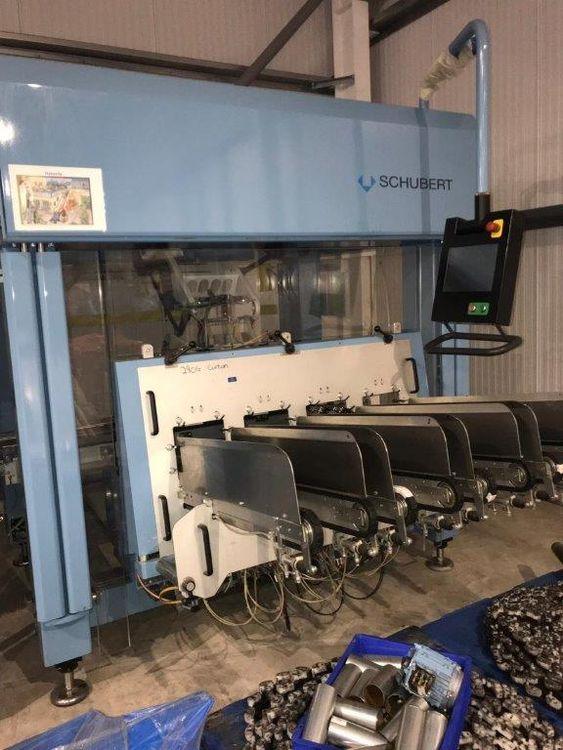 Schubert Speedline Automation Picking Line