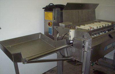 Baader 135, Filleting Machine