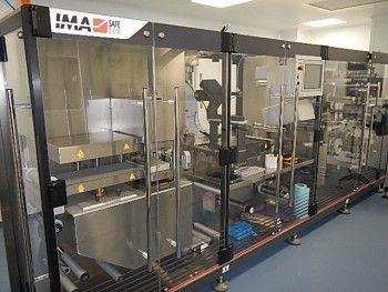 Ima Express – N.  BLISTER PACKING LINE, As New !