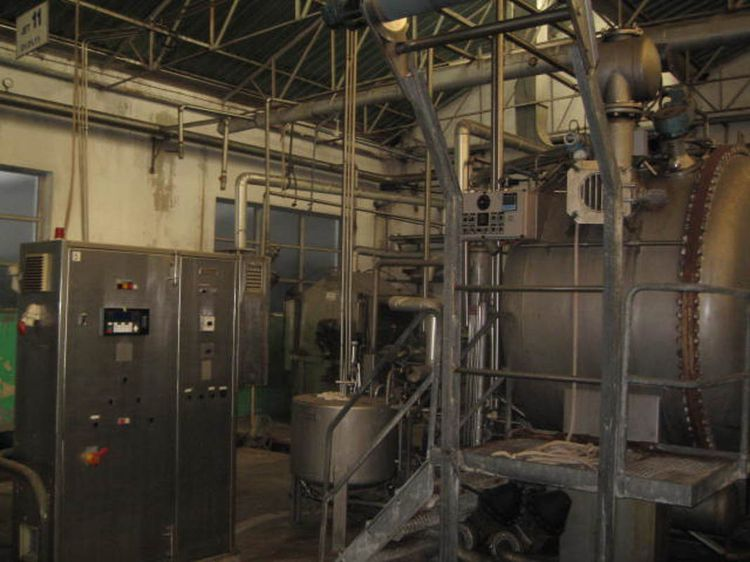 Thies Rotostream 150 Kg Jet dyeing machines