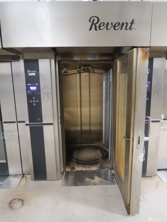 Revent surface trolley oven