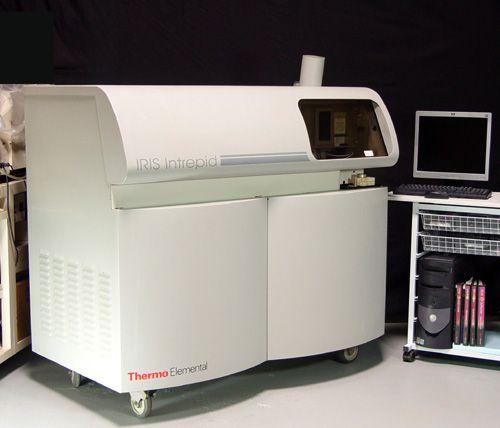 Other TJA IRIS Intrepid ICP-OES  Radial Spectrometer