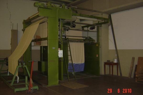 Lazzati Doubling / Paletising Machine