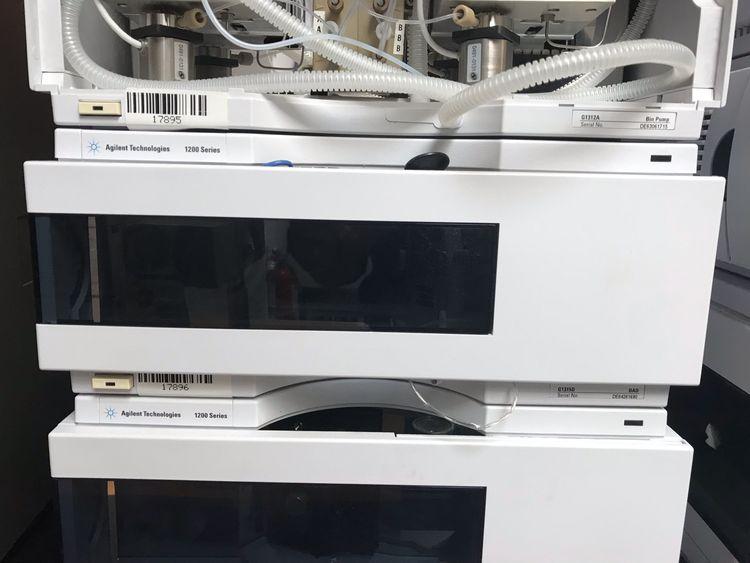 Agilent 1200 Series - G1315C HPLC Variable Wavelength Detector