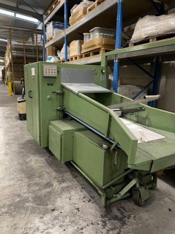 Pierret CT60 fibre cutter