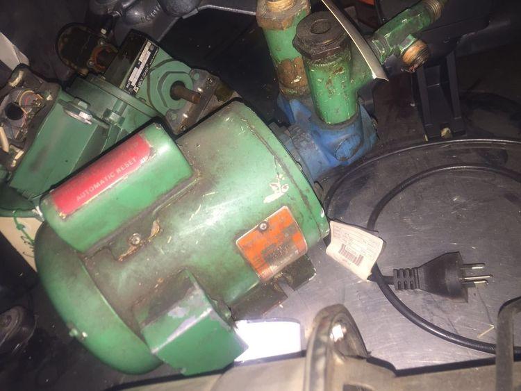 Tuthill B4321-3, Gear Pump