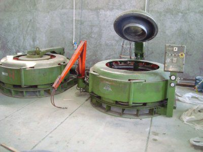 Cima 2 set of presses