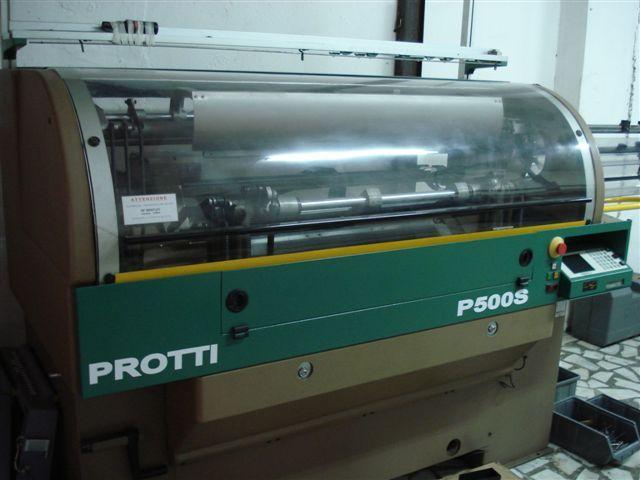 Protti P500S 100 cm 21
