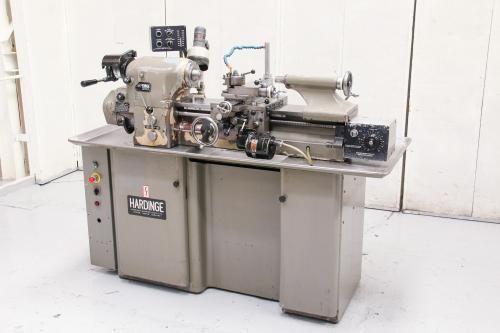 Hardinge Engine Lathe 3000 rev/min HLV-H