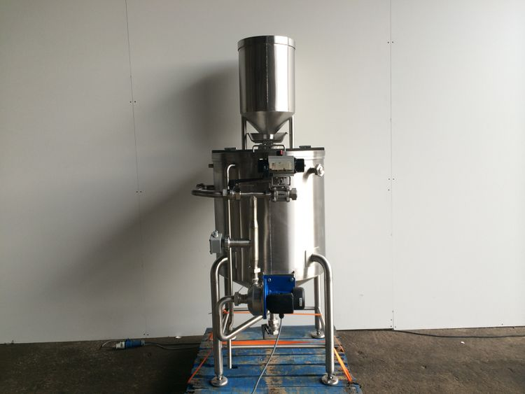 Others Brine mixer system Brine tank