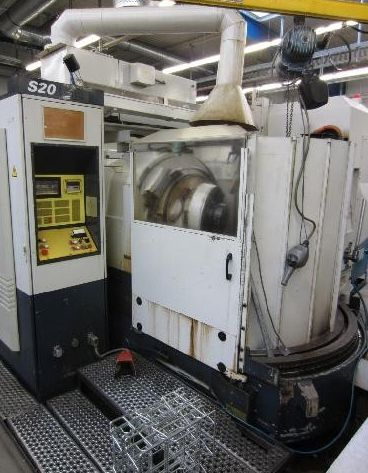 Klingelnberg, Oerlikon S20 233 rpm Bevel gear cutting machine