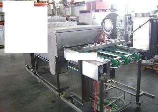 Others Cleaning and Oiling Line for Baking Plates