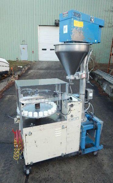 Kalix Dupuy kx-mascara , rotary indexing liquid filler