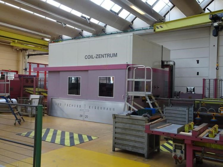 Online Auction of Machines, Equipment and Inventory of Eisenmann Anlagenbau GmbH & Co. KG – Böblingen (DE)