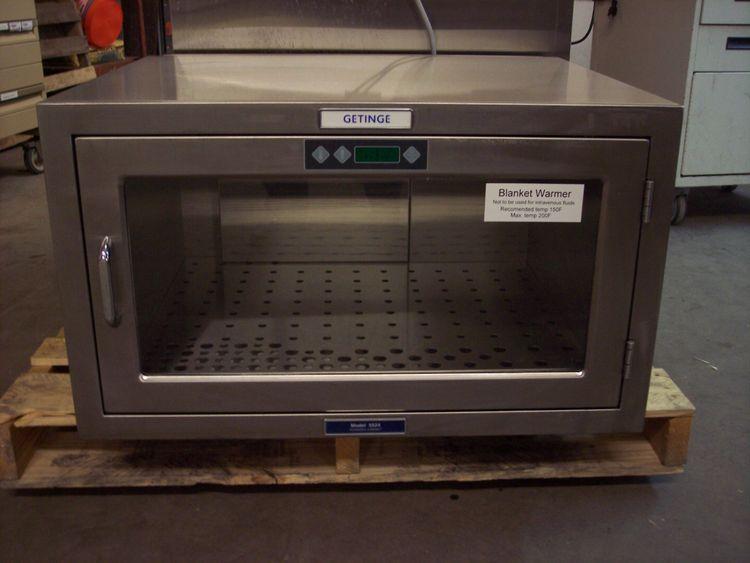 Getinge 5524 Warming Cabinet
