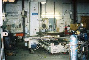 """Wotan B130S 5-1/8"""" Max. 1000 rpm"""