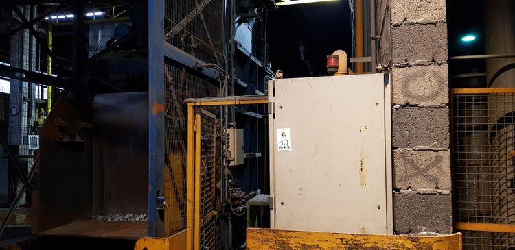 Marconi MT X 500 Marconi MT X 500 melting furnace